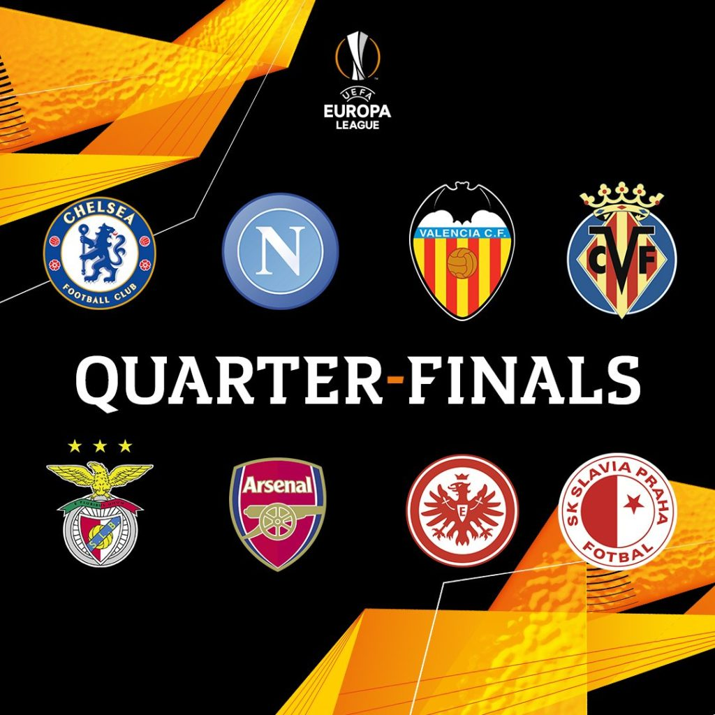 Calendario Europa League Ottavi.Europa League Quarti Di Finale Sorteggio A Nyon Regole E