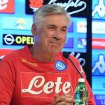 """Ancelotti in conferenza: """"Vorrei vedere la partita dell'anno scorso a Firenze. Milik ha ancora fastidio. Lozano? Abbiamo preso un giocatore molto forte!"""""""
