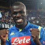 Koulibaly in nomination per il pallone d'oro..