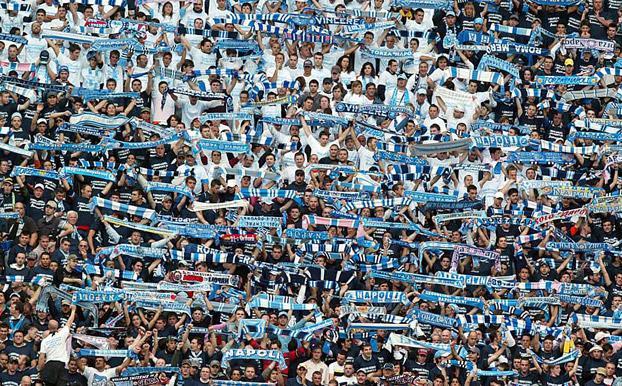 Spettatori San Paolo