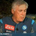 "Ancelotti a TvLuna: ""James? Trattativa ancora aperta. Io aiuto Napoli, ma Napoli aiuta me!"""