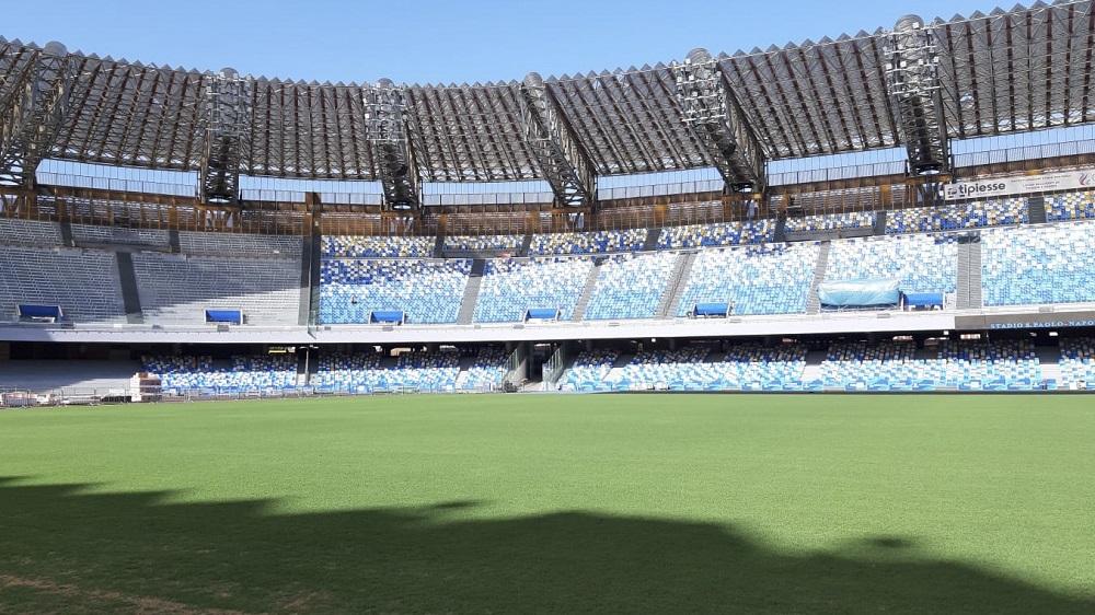 San Paolo- Stadio