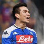 Hirving Lozano entusiasta di Napoli: su Twitter un video per la sua nuova avventura in azzurro