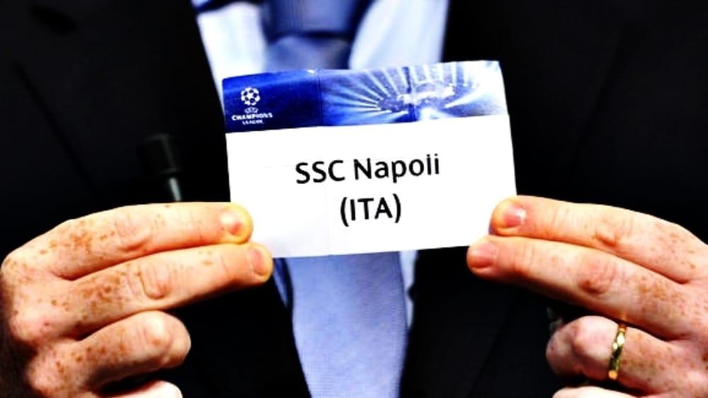 cds champions league Napoli