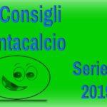 consigli fantacalcio serie A 2019/20