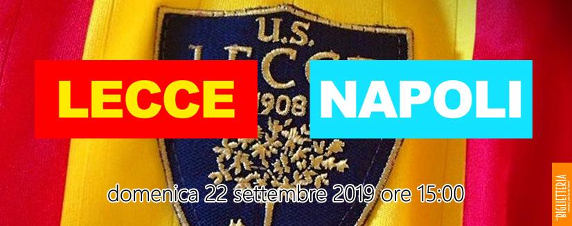Lecce -Napoli