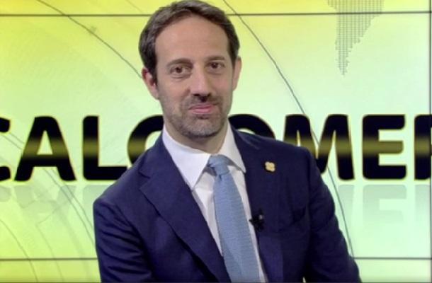 Luca Marchetti Radio Marte