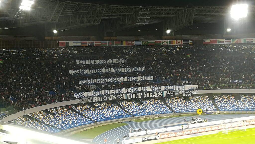 Napoli-Atalanta. Grande emozione per il ritorno al San Paolo di Marek Hamsik