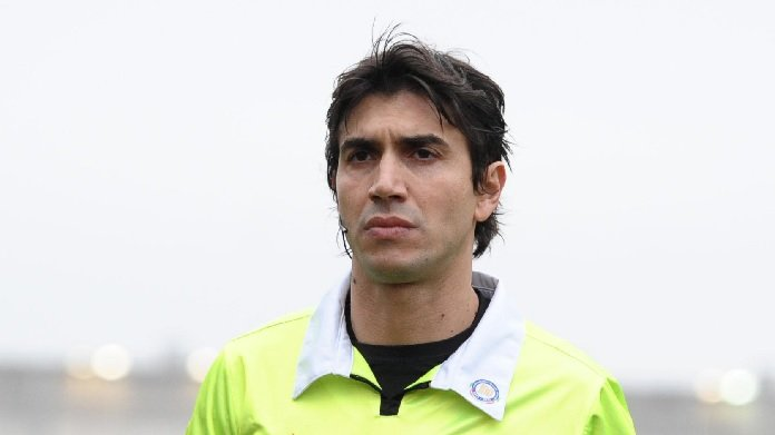 Gianpaolo Calvarese Napoli-Genoa