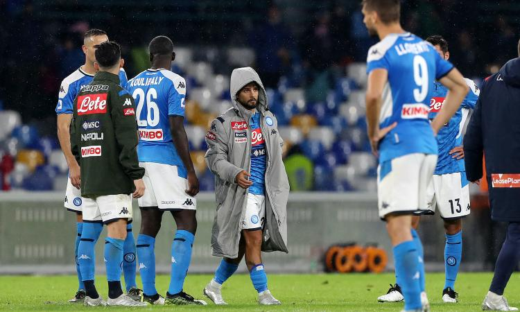 Napoli News, differenziato per Ghoulam e Fabian, Insigne ai box