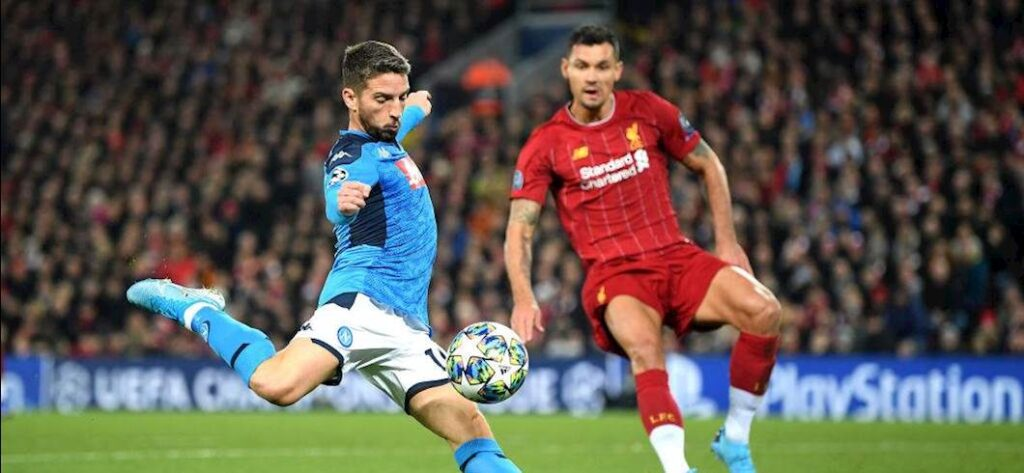 Liverpool Napoli Champions