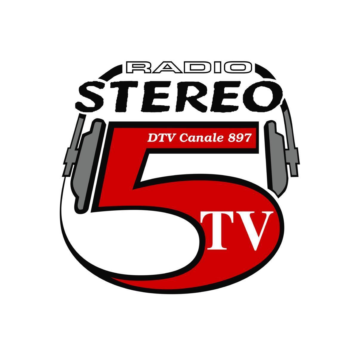 LOGO ORIGINALE STEREO 5 TV